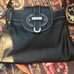 EUC Nine West Leather Crossbody